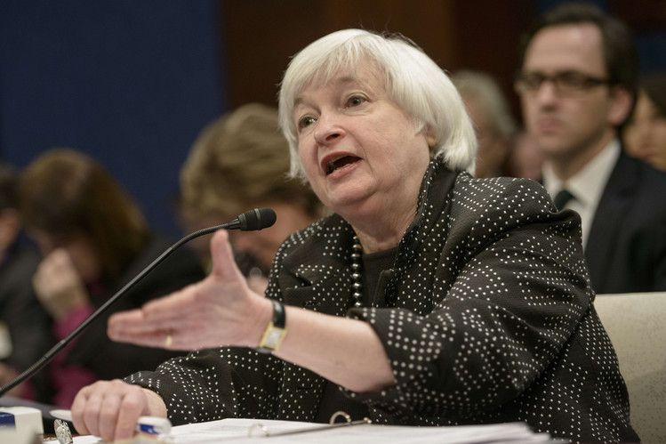Most Americans have not heard of Federal Reserve Chairwoman Janet Yellen, according to a new NBC News/Wall Street Journal survey published Monday.