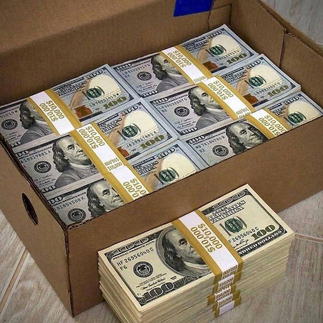 Pin by Joshua Crane on Money Money, Money stacks, Money