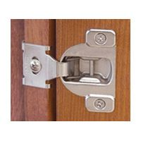 Blum 2672703 105 Deg Compact 38 Face Frame Hinge 1 2 Overlay Dowel Face Framing Hinges Self Closing Hinges