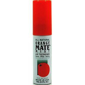 Citrus Mate All Natural Mist Air Freshener - Orange .5 fl. Oz. all natural orange air freshener.