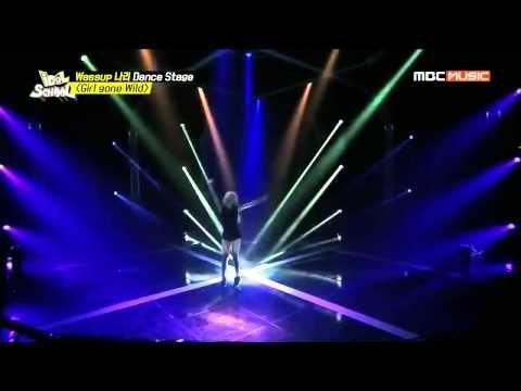 "Wassup (Wa$$up) 와썹 - ""Girl Gone Wild"" - music video (live) dance stage"