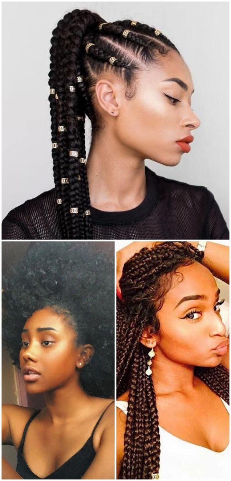25+ afro hairstyles with braids 25+ afro hairstyles with braids ,