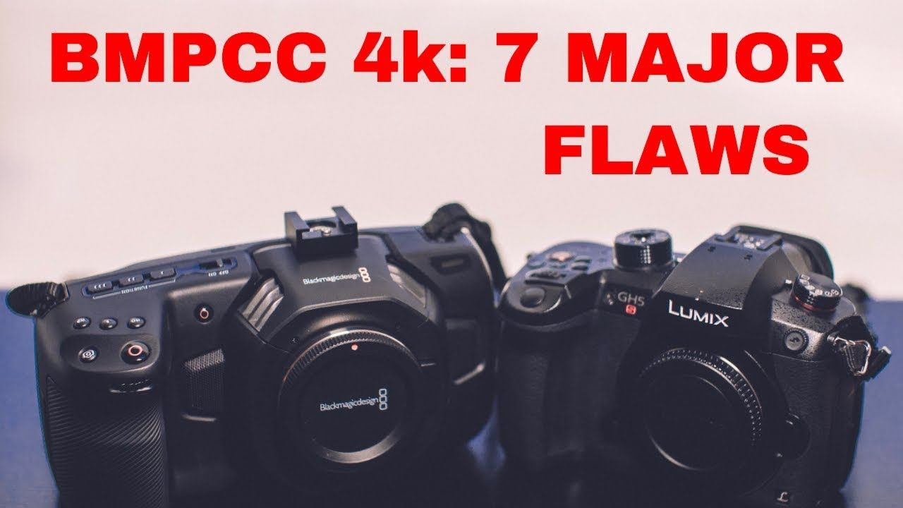 7 Reasons To Not Buy The Bmpcc 4k Blackmagic Pocket Cinema Camera