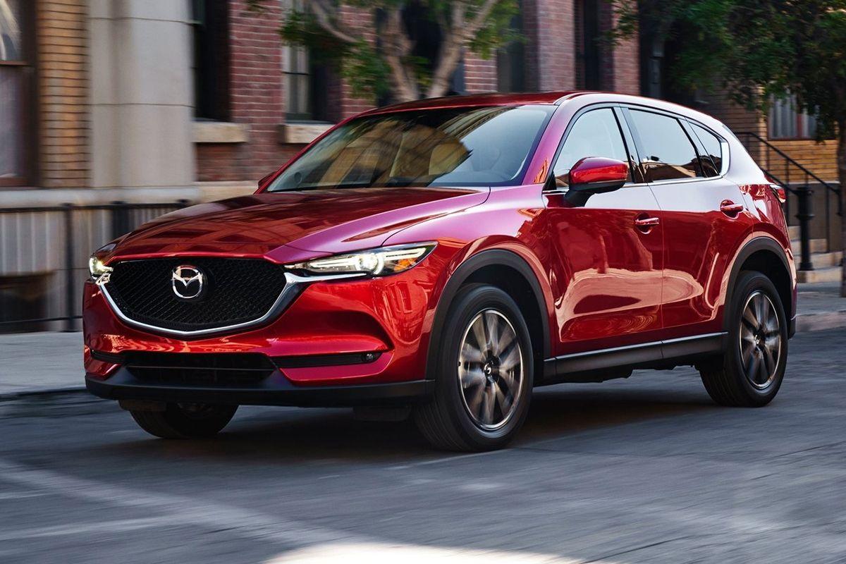 2016 Mazda CX5 (avec images)
