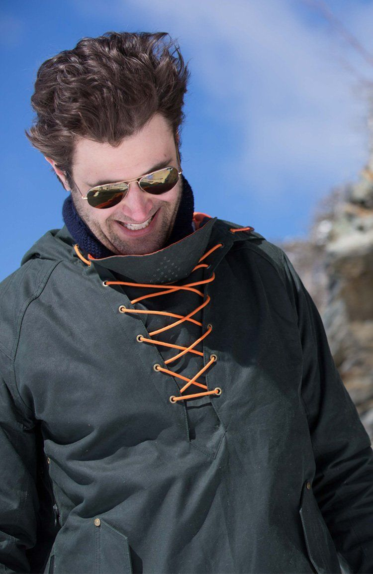 Alpine anorak anorak anorak jacket pullover men