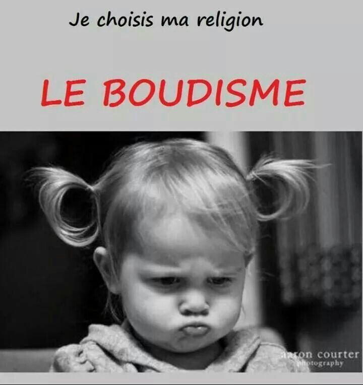 Le Boudisme ;-)  #Franse humor #french humor #humour français