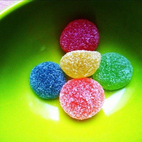 Gomitas de dulce