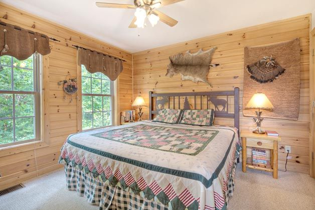 Catching Dreams - This beautiful new cabin has an incredible
