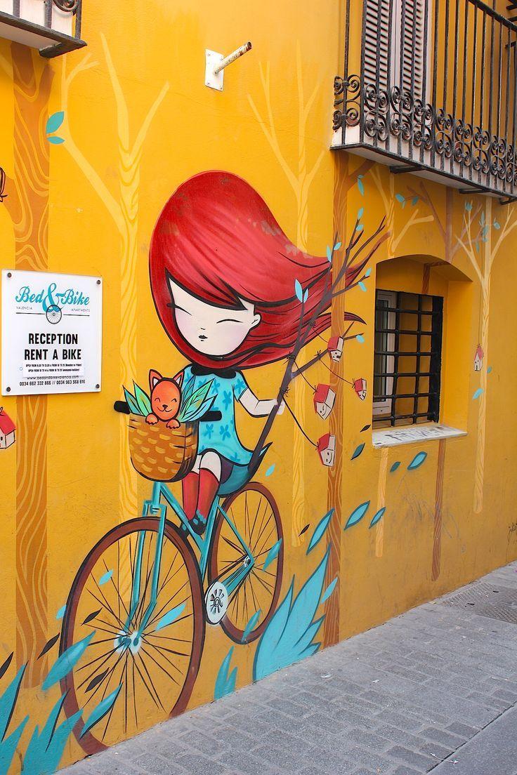 CITYTRIP VIVA VALENCIA #streetart