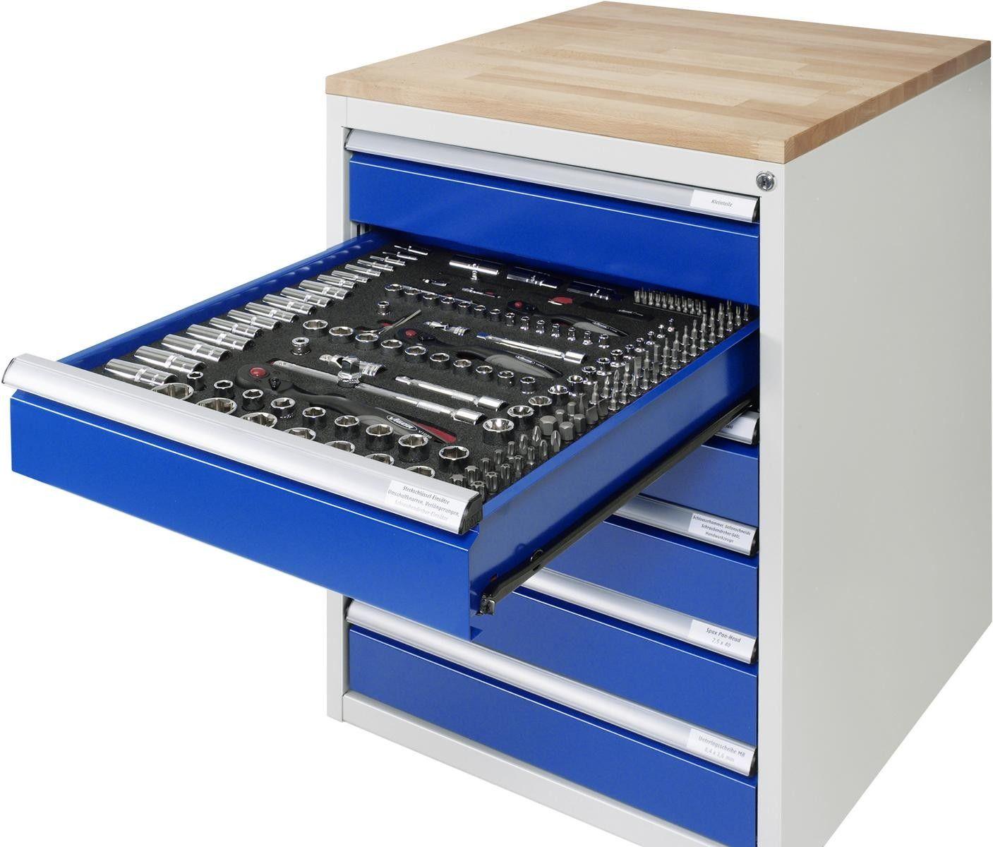 Unterbau Container Mit 4 Schubladen Typ Xl2 5a 770x650x440mm Teilauszug Gtardo De In 2020 Schubladen Schubladenauszug Container