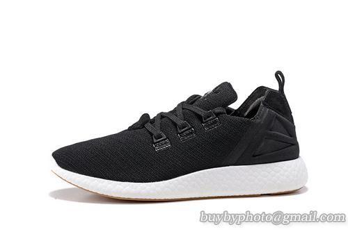 mens adidas 1806 le scarpe sportive impulso nero / whiteonly noi
