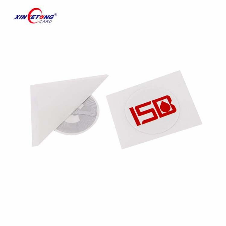 MF Ultralight C Adhesive Small NFC Tag Sticker | alibaba
