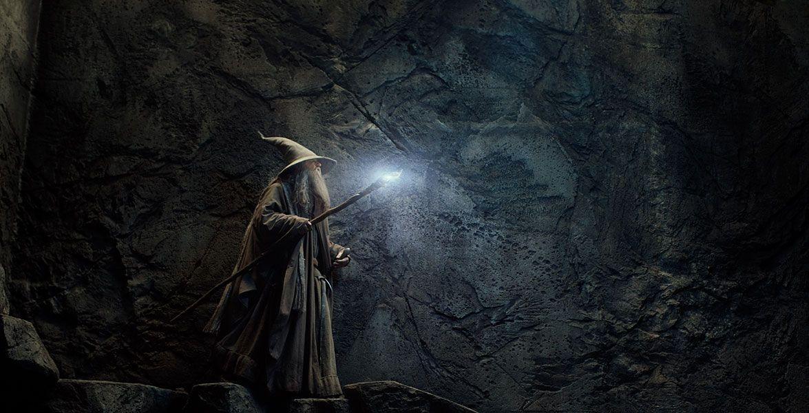 """""""Der Hobbit: Smaugs Einöde"""" - Kino-Tipp - Auch im zweiten Teil der """"Hobbit""""-Trilogie warten Gefahren auf Bilbo Beutlin (Martin Freeman), Zauberer Gandalf (Ian McKellen) und Thorin Eichenschild (Richard Armitage)."""