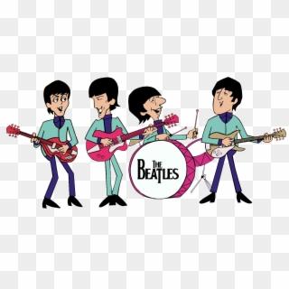Beatles Cartoon Png Transparent Png Cartoons Png Beatles Cartoon The Beatles