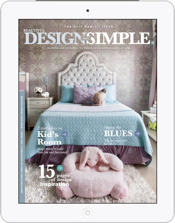 beautiful design made simple a digital home design magazine