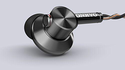 ONKYO 카나《루》형 이어폰 세미 오픈/?/콘트롤 마이크첨부 E700M