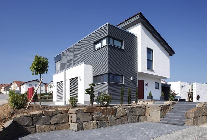 Zeitlos elegante Häuser auch auf FertighausWelt.de