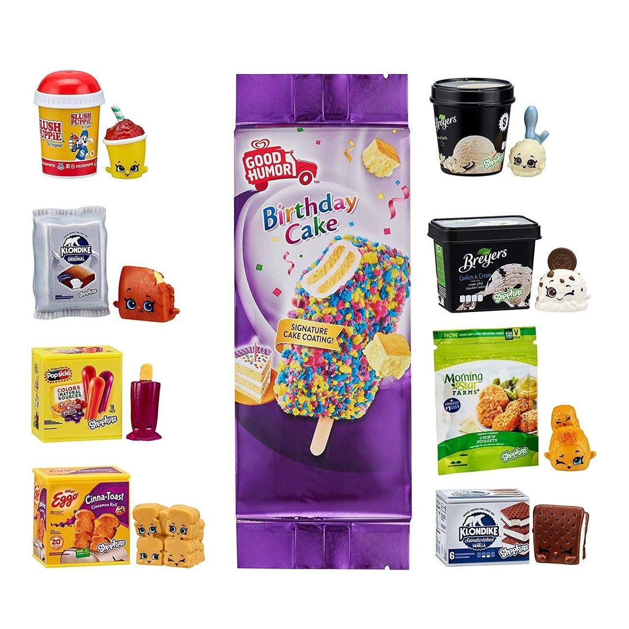 Shopkins Real Littles Season 13 Lil Shopper Pack Collector