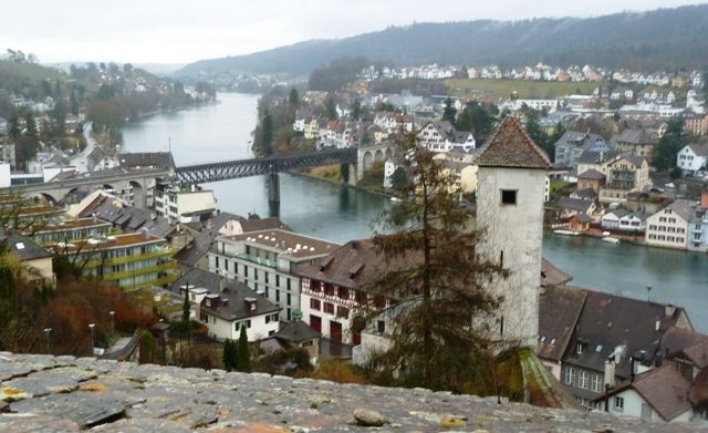 Top 5 Free Sights in Schaffhausen Switzerland