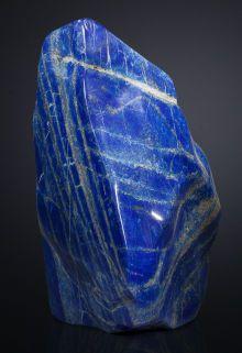 Lapis Lazuli The Main Component Is Lazurite 25 To 40 A Feldspathoid Silicate Mineral Lapis Lazul Minerals Minerals Crystals Rocks Minerals And Gemstones