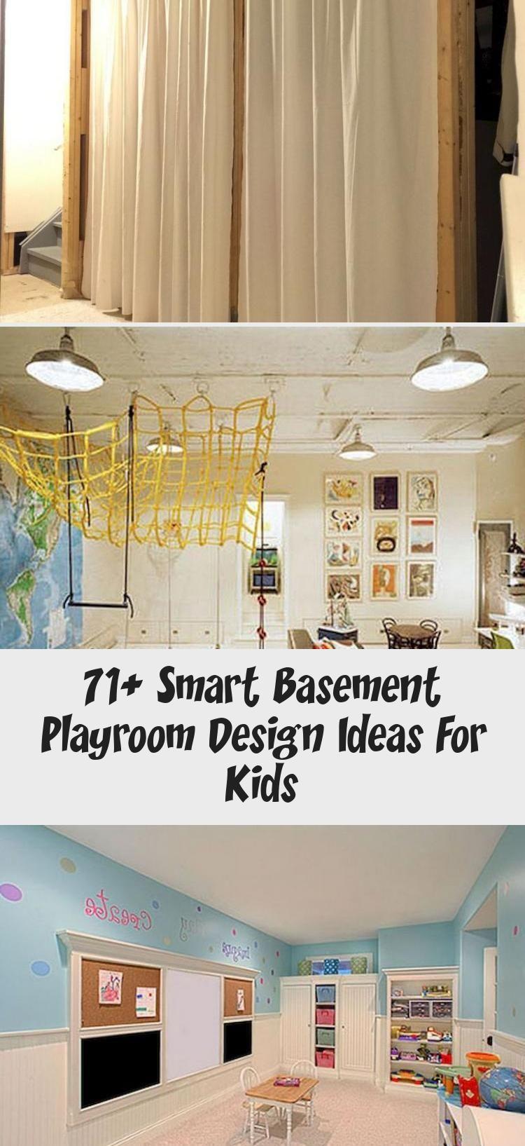 71+ Smart Basement Playroom Design Ideas For Kids - Decor Dıy  71+ Smart Basement Playroom Design Ideas for Kids #designinspiration #designhouse #designinterior # #Basement #decor #Design #DIY #Ideas #Kids #Playroom #Smart