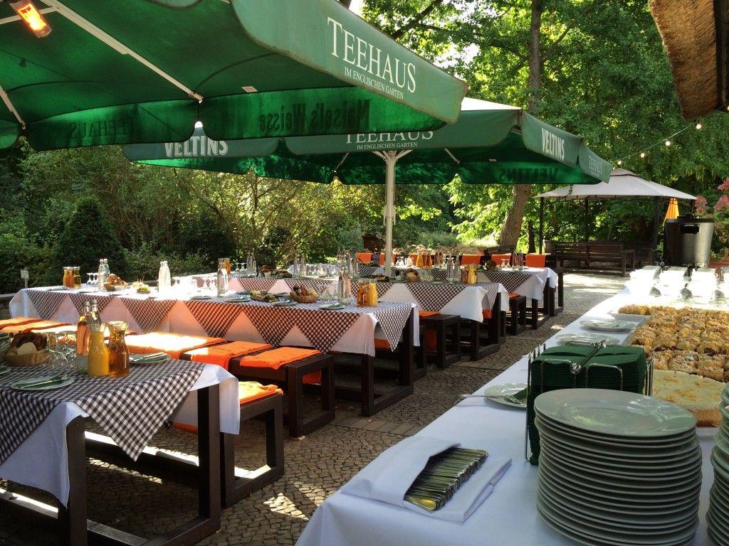 Awesome Teehaus im Englischen Garten Berlin Tiergarten Restaurant Event Location