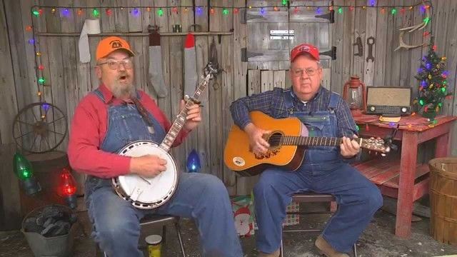 heres a very funny bluegrass christmas song from the moron brothers you might enjoy httpvhyoutubemvbtfcjmqsa what did you think of these funny brothe - Bluegrass Christmas Songs