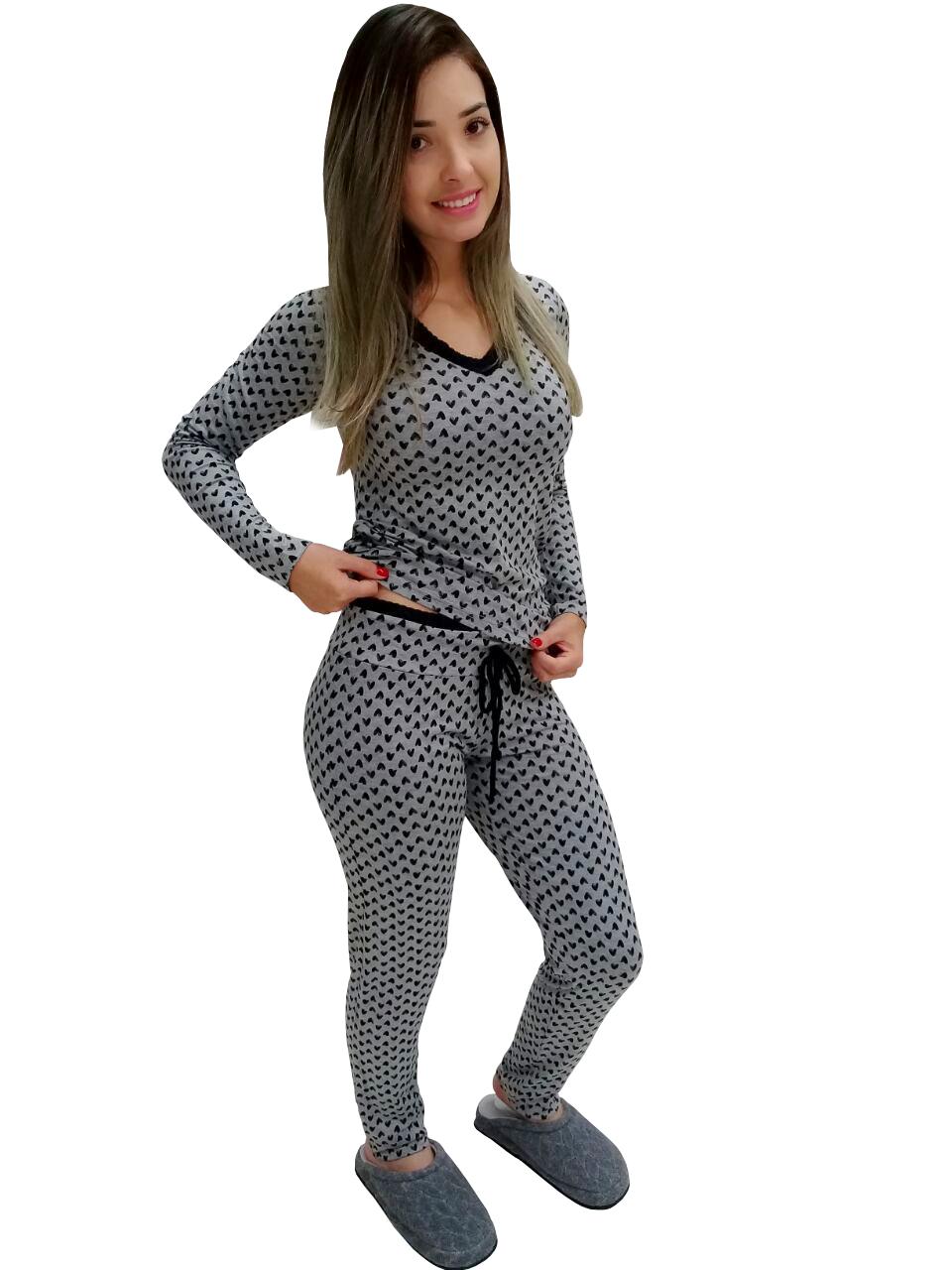 4c90be530 Pijama super estiloso para você arrasar! Veja esse o outros modelos no nosso  site!