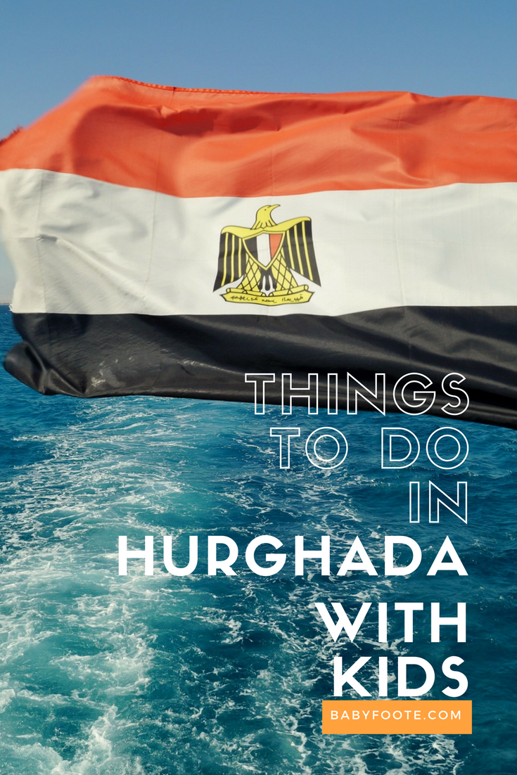 A Family Holiday In Hurghada