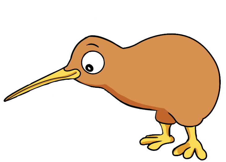 Image result for kiwi animal clipart