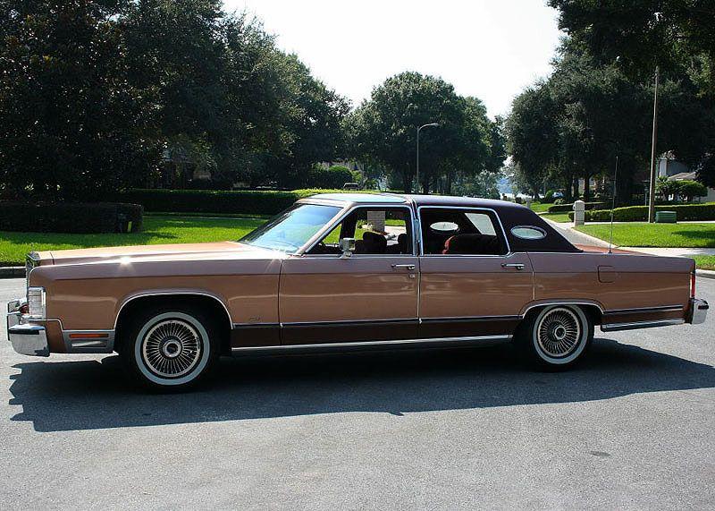 1979 Lincoln Town Car | MJC Classic Cars | Pristine Classic Cars For Sale – Loca…