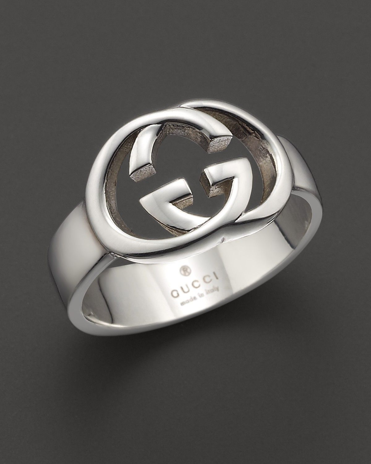 167113f19 Gucci Sterling Silver Britt Ring | Bloomingdale's $200 | Wish List ...