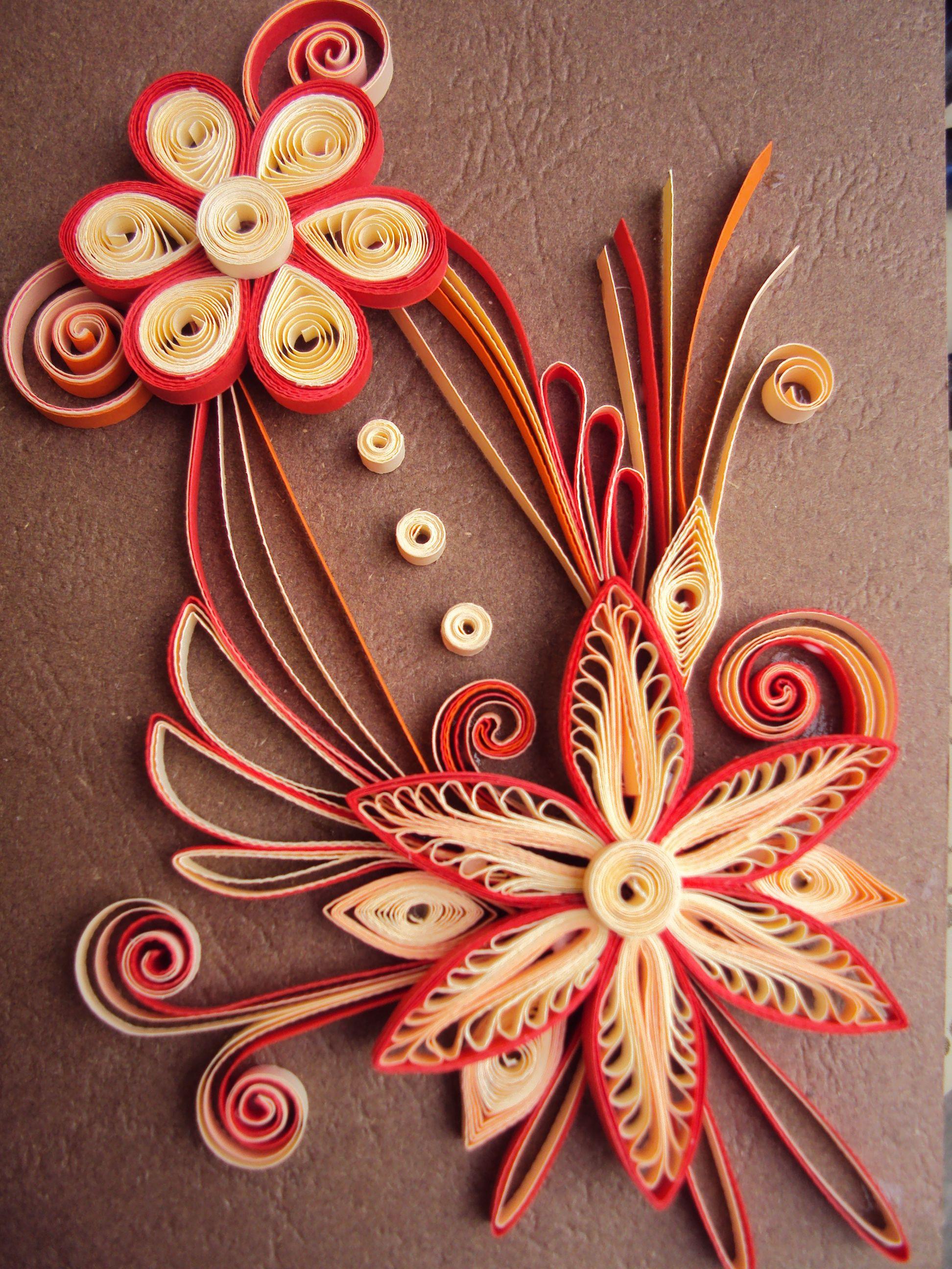 quilled flower card httpquillingboutiqueblogspotro