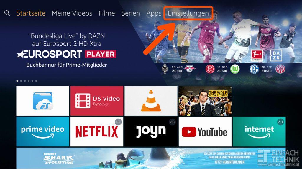 KODI auf Fire TV (Stick) installieren - Schritt für ...