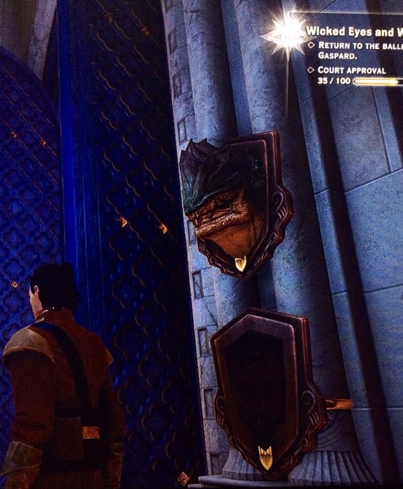 Inquisitor wrex dragon age inquisition dragon age