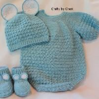 You have to see Cheri's Crochet Baby Booties Tennis Shoe by craftsbycheri!