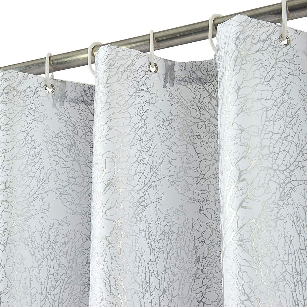 Look At This White Sequined Shower Curtain On Zulily Today