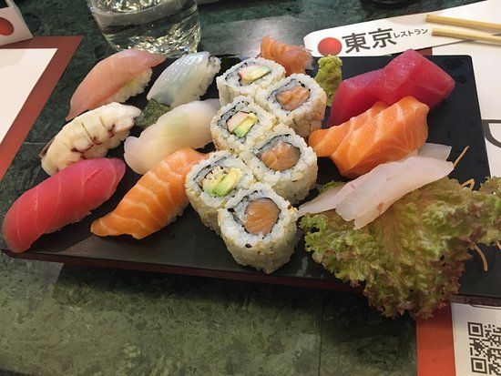 Tokyo Riyadh Restaurant Is Located In Riyadh Saudi Arabia It Serves A Great Variety Of Asian Fusion Gluten Free Japanese Sushi Bar Asian Fusion Vegetarian