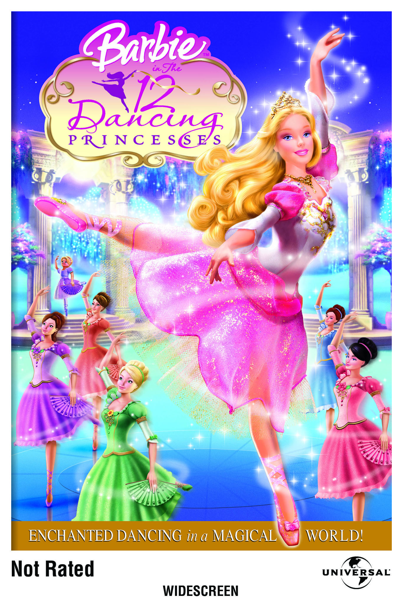 barbie in the 12 dancing princesses full movie dailymotion