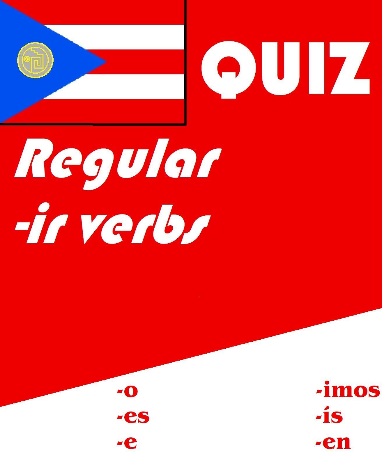 Spanish Ir Verbs Quiz Or Worksheet Grammar Quiz Spanish Quizzes Quiz [ 1584 x 1312 Pixel ]