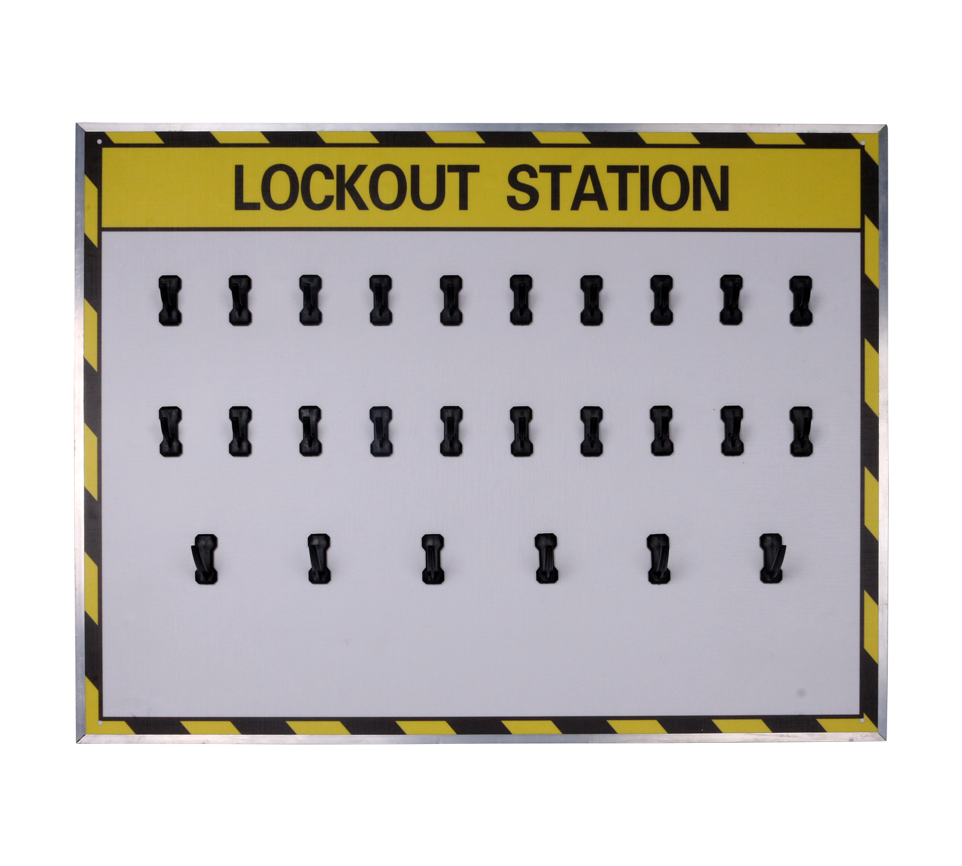 20 lock lockout station only (With images) Lockout