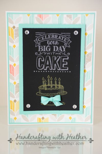 Celebrate Your Big Day with Cake by hvanlooy Cards and Paper