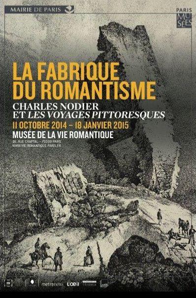Charles Nodier au Musée de la vie romantique