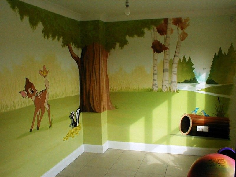 Rates & Services - Marvellous Murals - for all kinds of murals. I ...