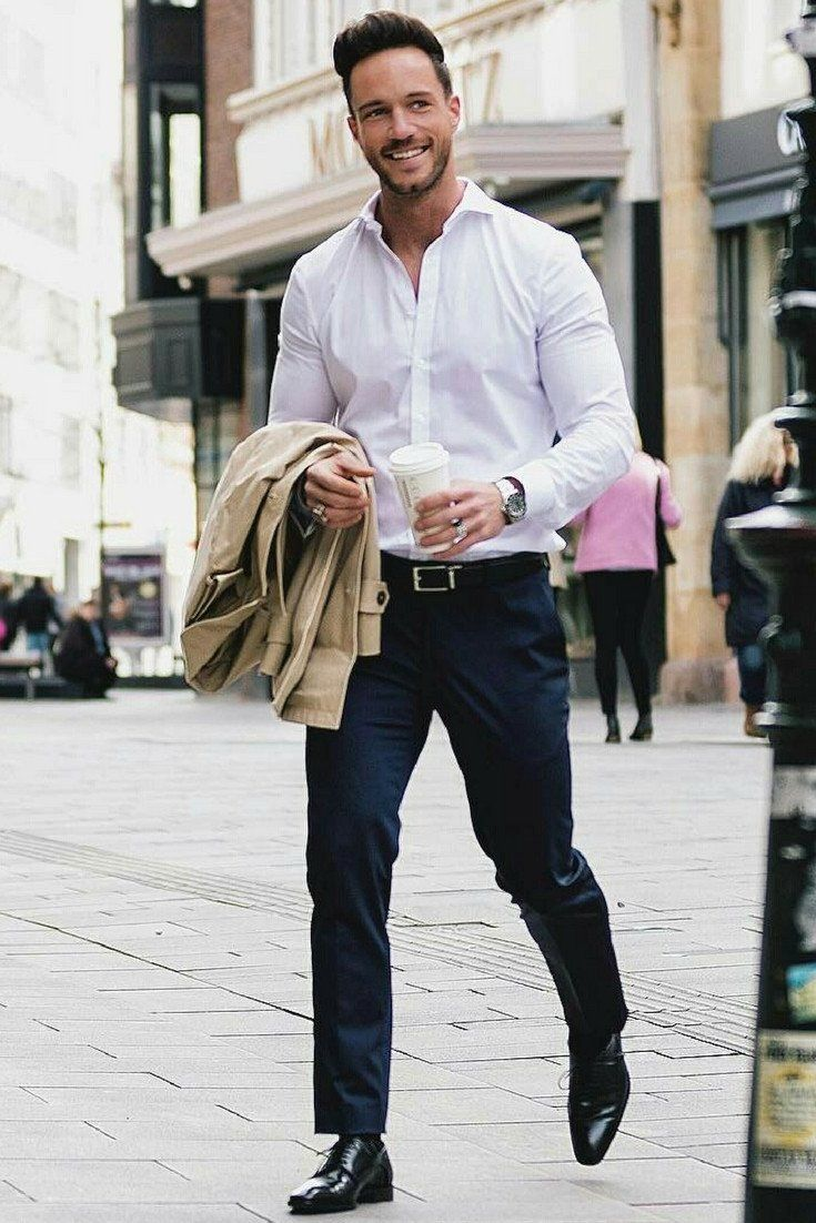 8 Cool Navy Chinos Outfit Ideas | Mens