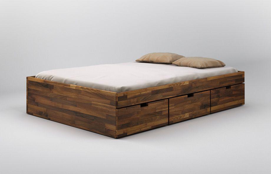 Bettkasten Holz ~ Bettkasten aus holz für den perfekten vintage look in deinem zu