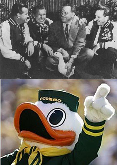 Walt Disney Sports The Oregon Letterman Jacket The Image