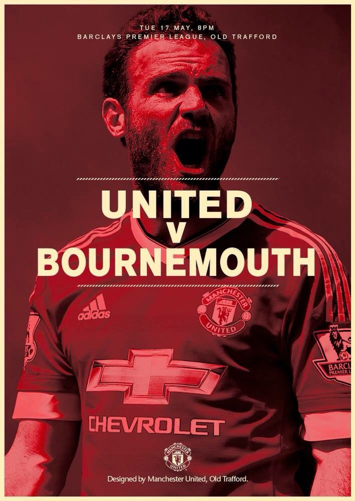 Get Good Looking Manchester United Wallpapers Old Trafford Manchester United vs Bournemouth replay 05/17/2016 Old Trafford