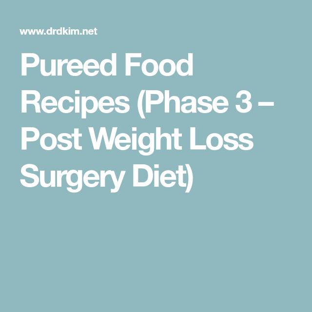 3 weight loss surgeries