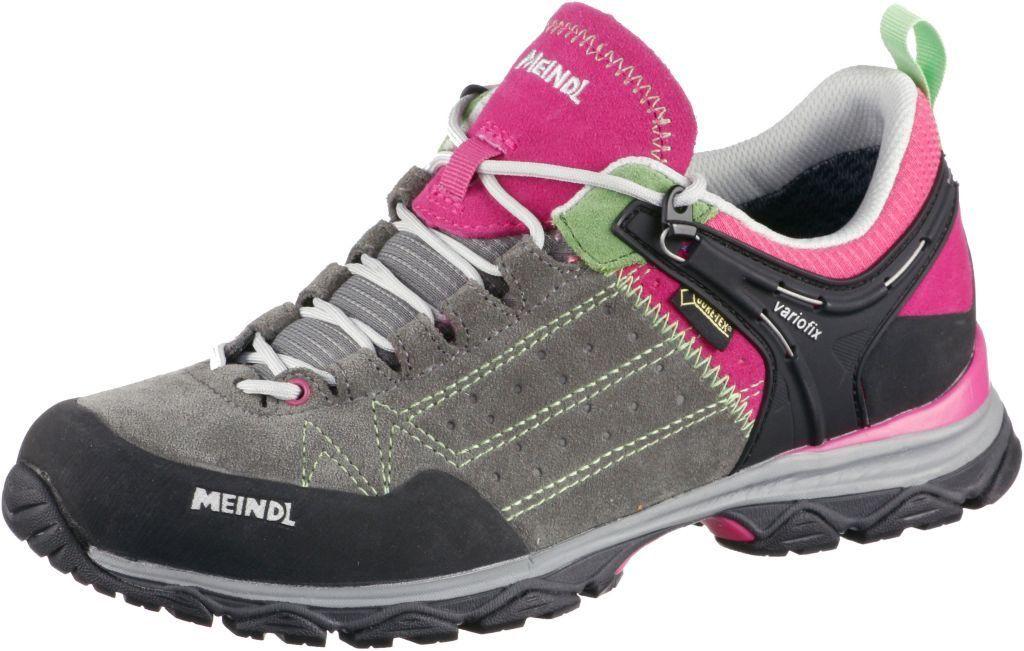 #MEINDL #Ontario #GTX #Wanderschuhe #Damen #grau/pink -
